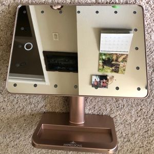Impressions Vanity Touch LED Makeup Mirror